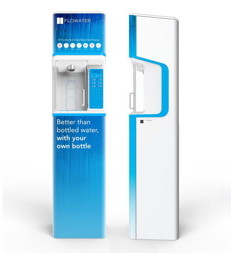 <p>Using reverse osmosis and filters, the systems remove lead and other heavy metals.</p>