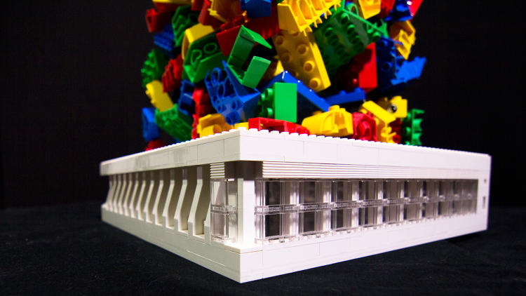 <p>&quot;The key is to identify and challenge preconceptions to escape contemporary anxieties about the future. <em>Lego 601</em> addresses all future local and global conditions related to population growth, water scarcity, and global warming.&quot;</p>