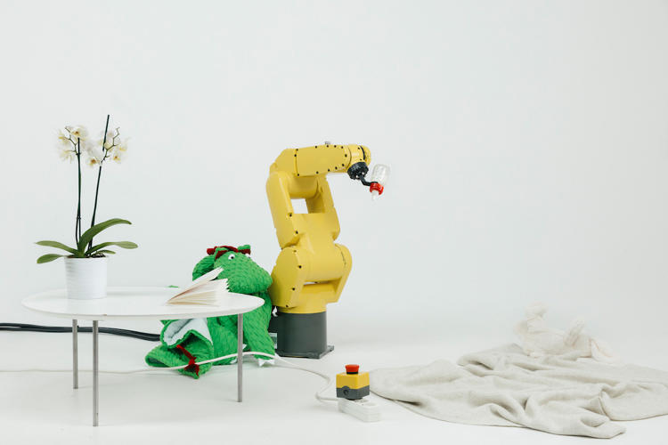 <p>The designers of Raising Robotic Natives propose four experimental products to shape how children think about artificial intelligence.</p>