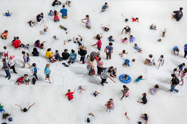 <p>Snarkitecture, <em>The Beach</em></p>