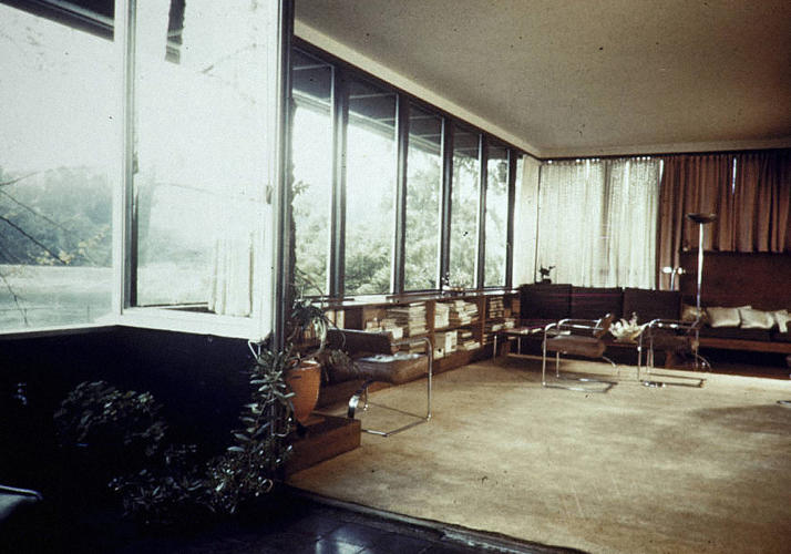 <p>Neutra Research Home (aka VDL House), Los Angeles, 1932. Architect: Richard Neutra.</p>
