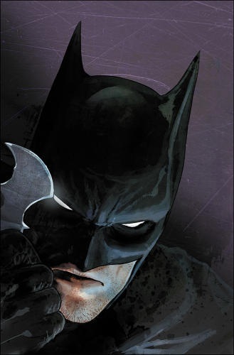 <p>Written by Tom King and Scott Snyder with art by Mikel Janin.</p>
