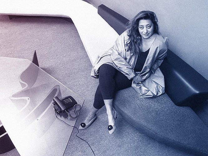 world famous architect zaha hadid has died at 65 co design business design. Black Bedroom Furniture Sets. Home Design Ideas