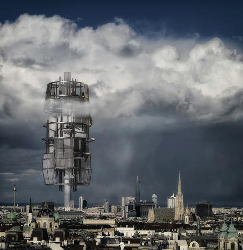 <p>Unlike a typical high-rise, they've integrated outdoor space throughout the design, with &quot;climate shields&quot; that can open to the elements.</p>