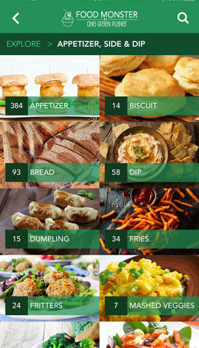 <p>Every conceivable vegan recipe—from burgers to cheesecake—is displayed with gorgeous photos, gifs, and step-by-step instructions.</p>