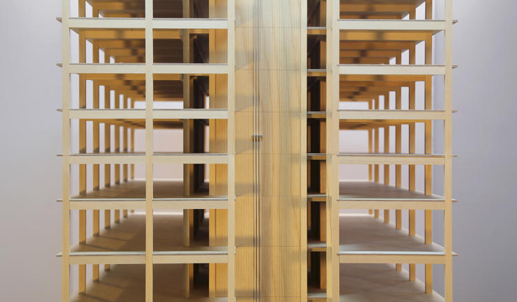 <p>Framework, another design by LEVER, is a 12-floor building that also uses mass timber.</p>
