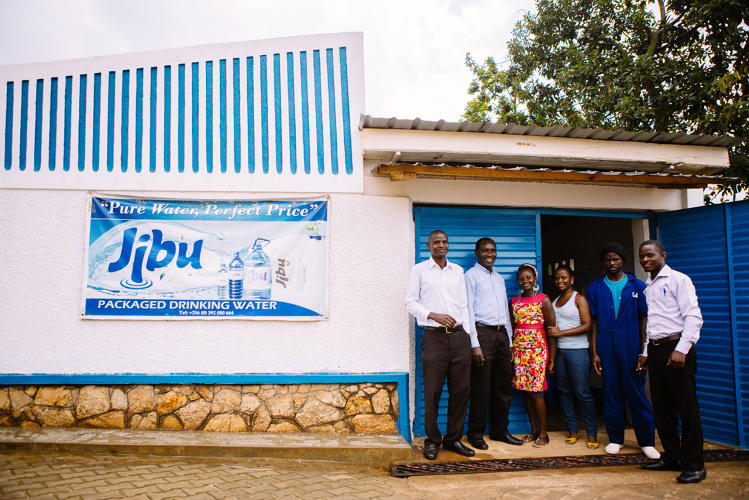 <p>That's why Jibu, Welsch's Uganda-based water business, is unashamedly for-profit.</p>