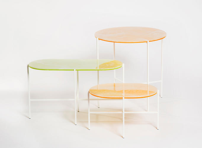 <p>Neon collection for Haymann Editions</p>