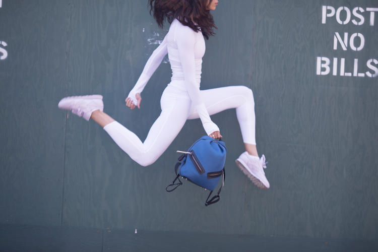 <p>Dance 2 bag ($250) is designed to fit into the athleisure trend.</p>