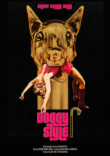 <p>Snoop Dogg's &quot;Doggy Style&quot;</p>
