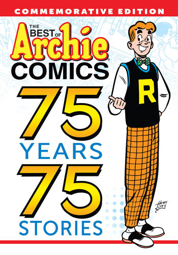 <p>The classic Archie look, as established in the 60s.</p>