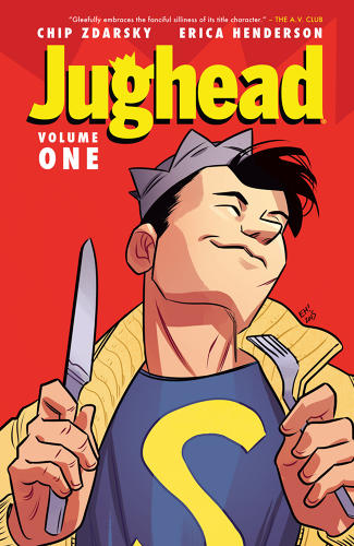 <p>Longtime Archie pal Jughead headlines his own series</p>