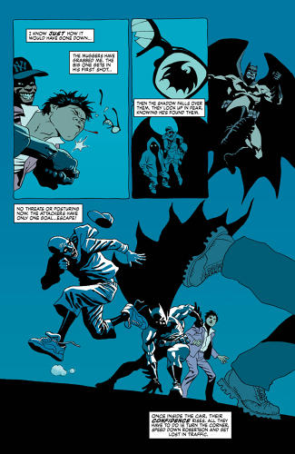<p>Excerpts from Paul Dini's autobiographical <em>Dark Night: A True Batman Story</em>, available July 15</p>