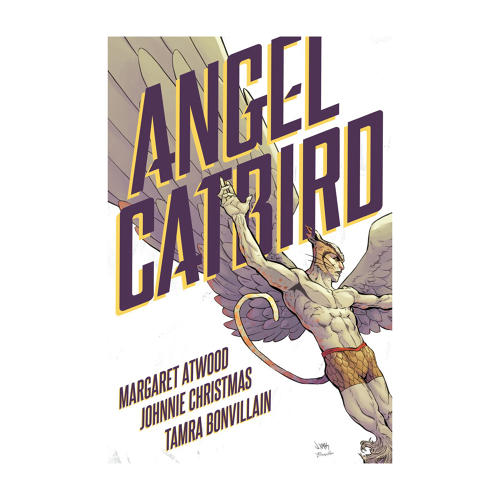 <p>A preview of <em>Angel Catbird</em>, by writer Margaret Atwood, artist Johnnie Christmas and colorist Tamra Bonvillain.</p>