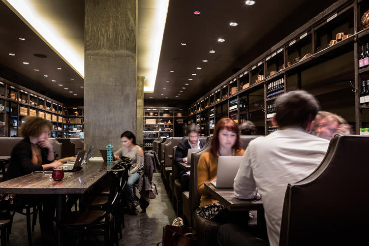 <p>Because restaurants would otherwise be empty, it's possible to offer memberships at less than half the cost of some other coworking offices: $95 a month.</p>