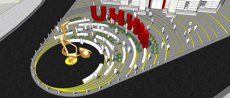 <p>To design the forthcoming Universal Hip Hop Museum in the Bronx, Mike Ford is using software from Autodesk.</p>