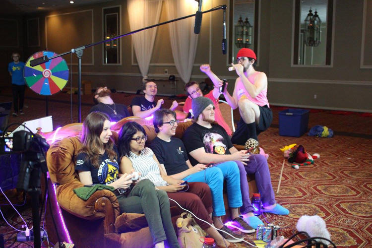 <p>Zeldathon is a six-day attempt to beat more than two dozen Zelda games.</p>