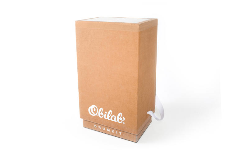 <p>The fully-functional kit from Obilab is lightweight and portable; everything packs neatly into the largest box.</p>