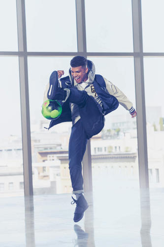 <p><strong>DeAndre Yedlin</strong> for Aeropostale</p>