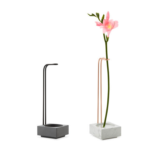 <p>Blossom Well Vase by Peter Hewitt, $42 each from MoMA Store</p>