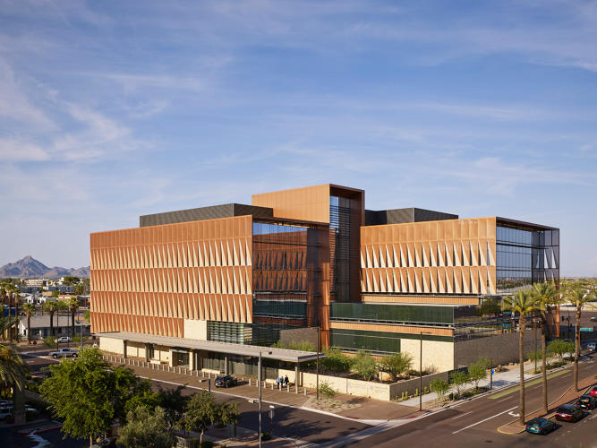 <p>The University of Arizona Cancer Center</p>