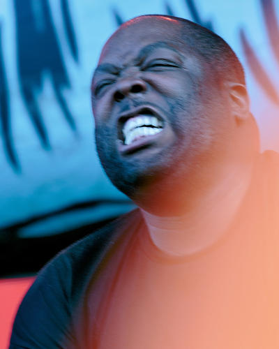 <p><strong>Killer Mike</strong> Of Run The Jewels</p>
