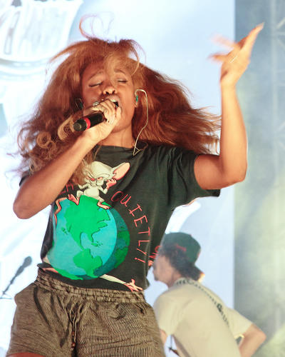 <p><strong>SZA</strong></p>
