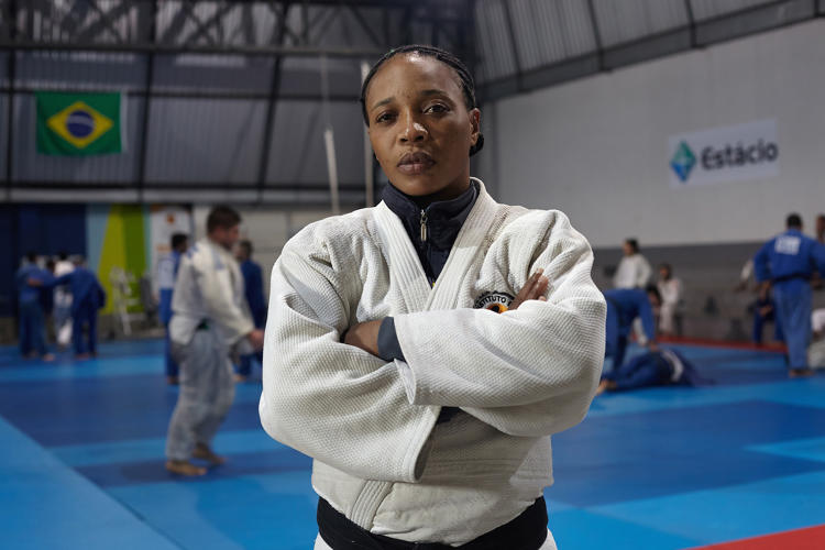 <p>Democratic Republic of the Congo refugee Yolande Mabika will compete in judo.</p>