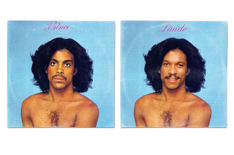 <p>Prince's self-titled debut</p>