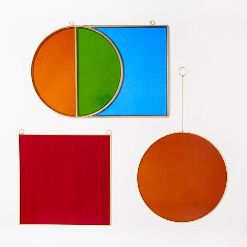 <p><a href=&quot;http://www.westelm.com/products/commune-colored-glass-wall-art-w2429/?pkey=ccommune&amp;&amp;ccommune&quot; target=&quot;_blank&quot;>Colored Glass Wall Art by Commune and West Elm</a></p>