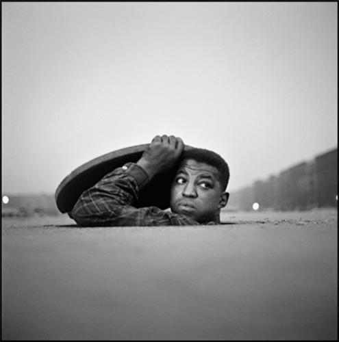 <p>Gordon Parks, <em>The Invisible Man</em>.</p>
