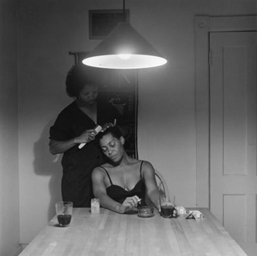 <p>Carrie Mae Weems, <em>Kitchen Table 11</em>.</p>