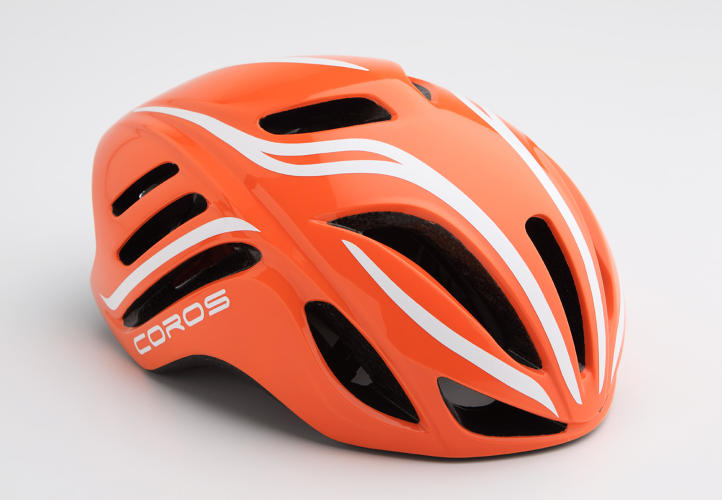 <p>The helmet is crowdfunding on Kickstarter now.</p>