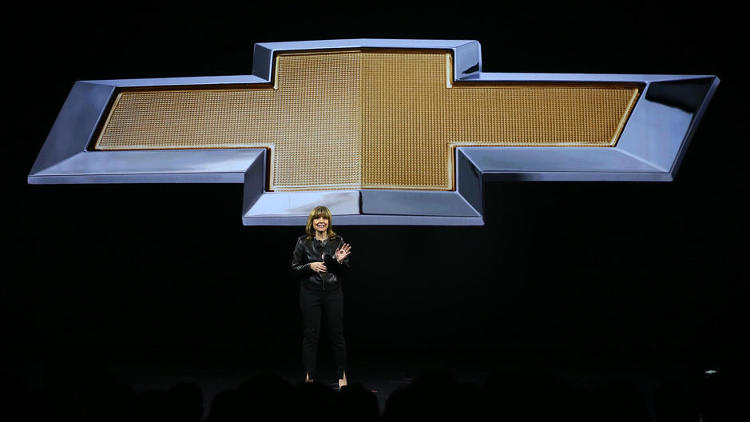 <p>The carmaker isn't known for its innovative culture, but CEO Mary Barra is trying to change that.</p>