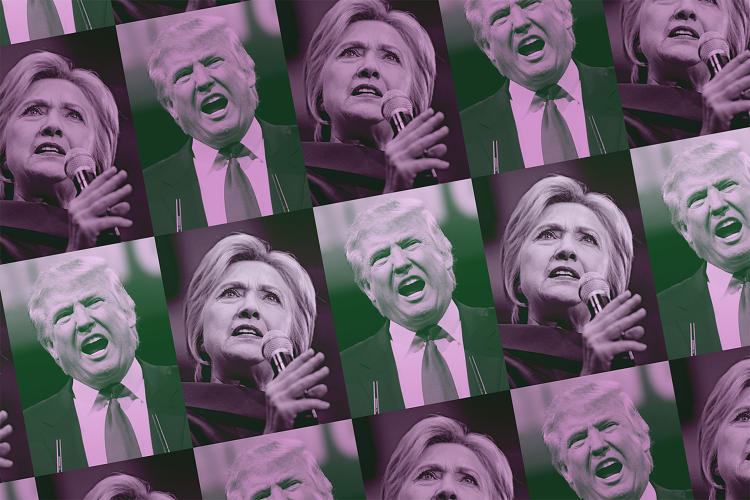 <p>HireVue gives <em>Fast Company</em> an exclusive analysis of how the candidates emoted in all three debates.</p>