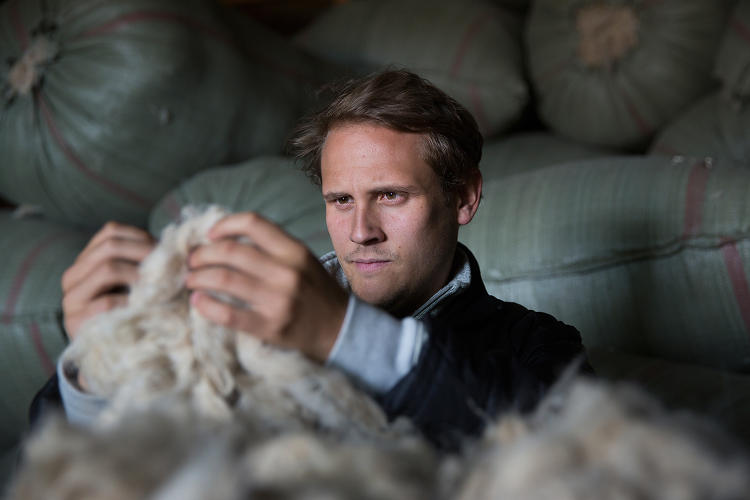 <p>Matt Scanlan, cofounder and CEO of Naadam, an ethically sourced cashmere company.</p>