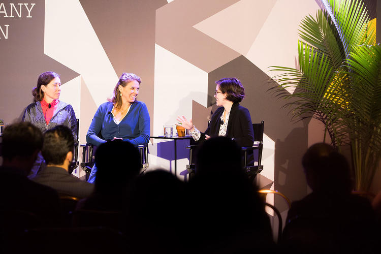 <p>&quot;We're all bracing ourselves,&quot; Ellen Jorgensen, co-founder and executive director of Genspace, said at the Fast Company Innovation Festival.</p>