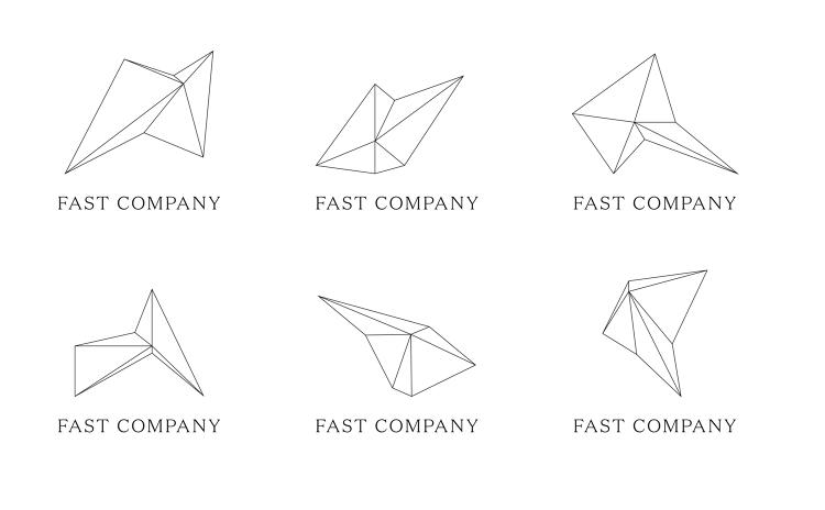<p>Once concept, Origami, was centered around interlocking triangles, a symbol of many points coming together, communication, and networking.</p>