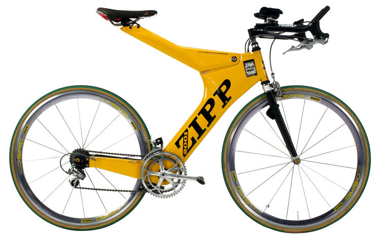 <p>Zipp Racing Bike, Beam, from Robin WIlliams's collection.</p>