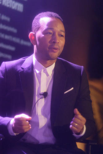 <p>Singer John Legend discussed prison reform at Fast Company's 2016 Innovation Festival.</p>