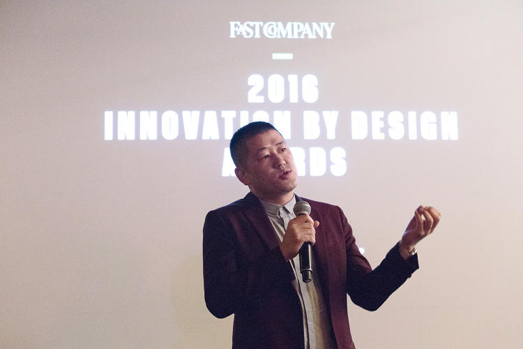 <p>Co.Design founding editor <strong>Cliff Kuang</strong> discusses the Innovation By Design Awards.</p>