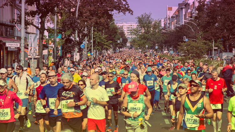 <p>One founder says training for the Berlin Marathon helped her tackle the startup learning curve.</p>