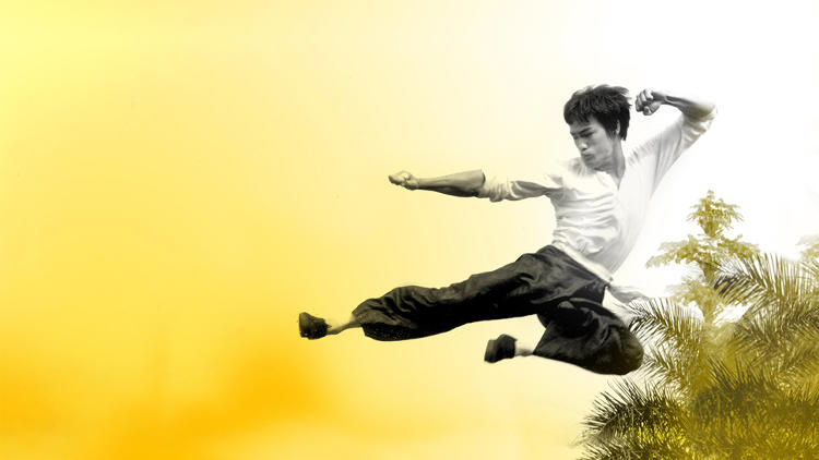 <p>Martial arts icon <strong>Bruce Lee</strong> meticulously documented his personal development.</p>
