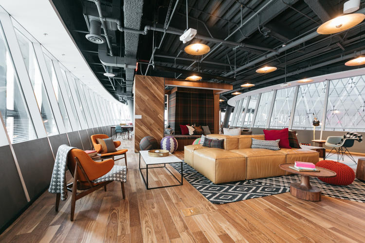 How Wework Capitalizes On Aging Architecture Co Design