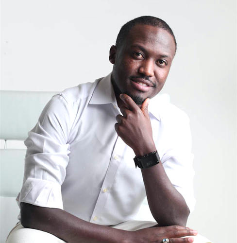 <p>Christopher Ategeka is the Ugandan founder of Health Access Corps, which helps fund and support healthcare professionals in Africa.</p>