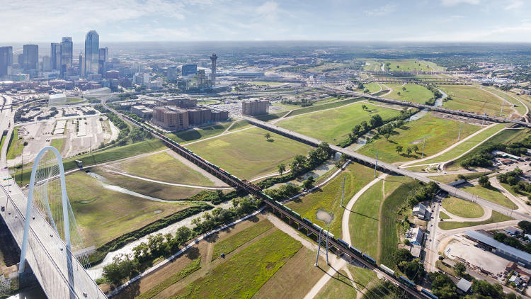 <p>The park, which will start to be developed in 2019, will welcome excess water.</p>