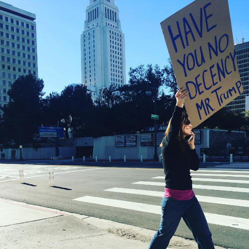 <p>Initially, she thought it might make for a good book project, but on a call with her agent she landed on the Instagram idea.</p>