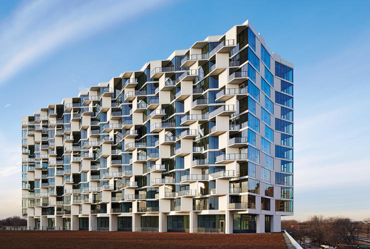10 Of The World 39 S Coolest Apartment Buildings Co Design Business De