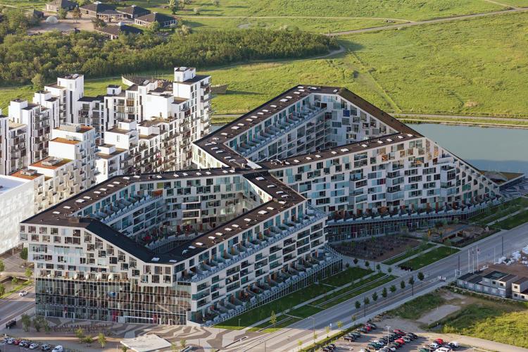 10 of the world 39 s coolest apartment buildings co design business design - The giant slide apartament ...