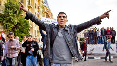 Inside The Egyptian Rebellion Launched On Facebook